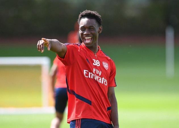 Mikel Arteta sends message to Arsenal contract rebel Folarin Balogun - Bóng Đá