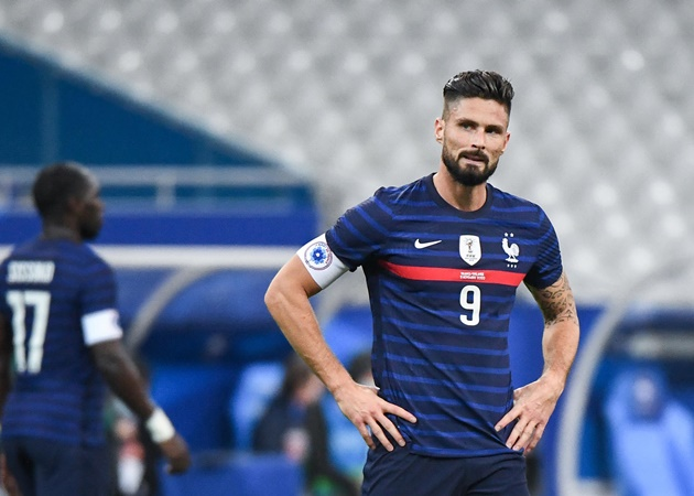 'I'm used to being heckled, it's the story of my career!' - Chelsea striker Giroud not out for revenge with France - Bóng Đá