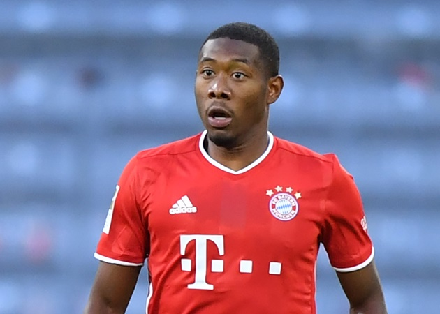 David Alaba's huge wage demands could rule out Man United approach - Bóng Đá