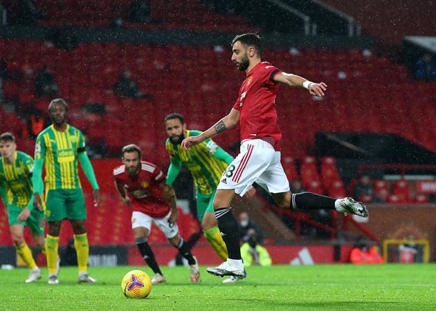 10 con số ấn tượng trận Man Utd 1-0 WBA: 'Báo động đỏ' cho Ole - Bóng Đá