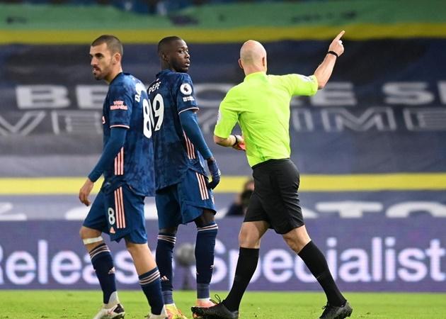 Alioski 'deserves an Oscar' for role in Pepe's red card, claims Evra - Bóng Đá