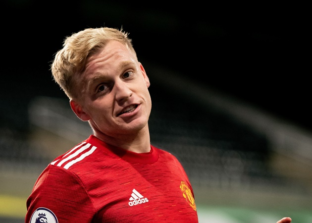 Juventus want Man United star but midfielder still dreams of joining Spanish giants - Bóng Đá