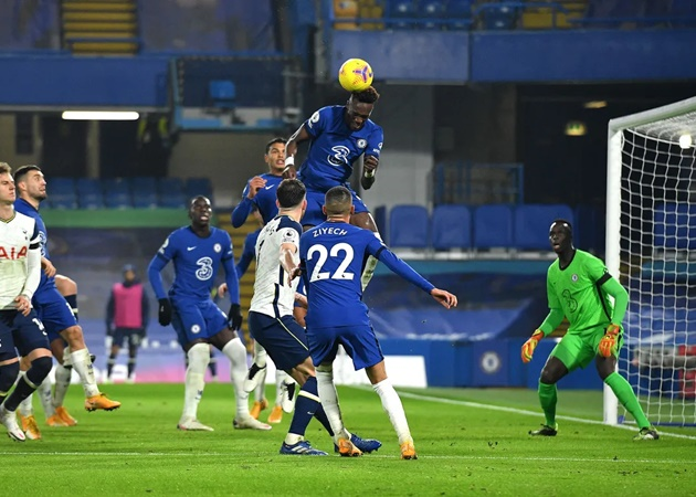 Nc247info tổng hợp: TRỰC TIẾP Chelsea 0-0 Tottenham (KT): Derby kém sắc