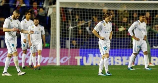 5 thất bại tệ nhất của Zidane khi còn dẫn dắt Real Madrid - Bóng Đá