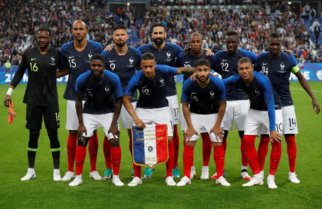 HLV Zidane: 'ĐT Pháp đủ sức làm nên chuyện ở World Cup 2018' - Bóng Đá