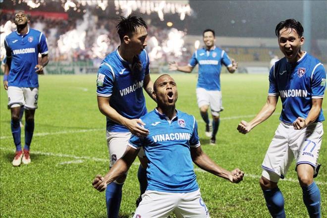 Than Quảng Ninh được thưởng tiền tỷ nếu đánh bại Hà Nội FC - Bóng Đá