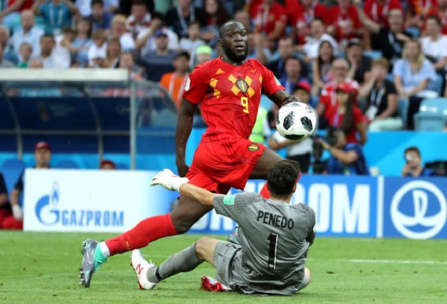 Dàn sao MU bất bại sau lượt trận thứ nhất World Cup 2018 - Bóng Đá