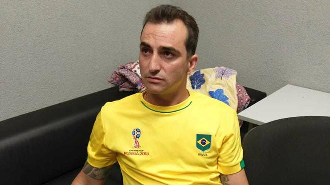 Lucky88 phân tích: tướng cướp Brazil bị bắt khi ra sân xem World Cup