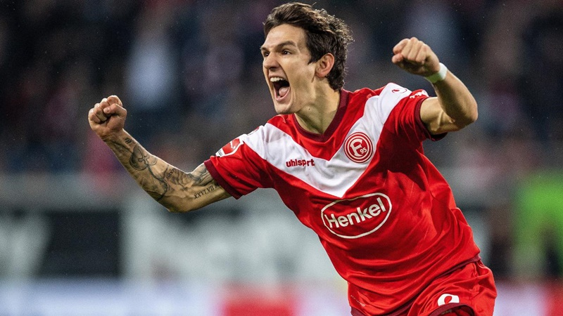 Arsenal and Everton look to sign £13m striker Benito Raman from Fortuna Dusseldorf - Bóng Đá