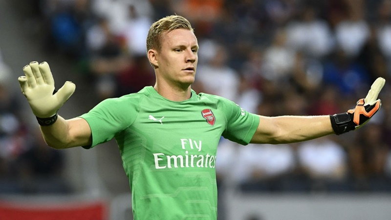Leno rates Arsenal's top four chances, makes title prediction - Bóng Đá