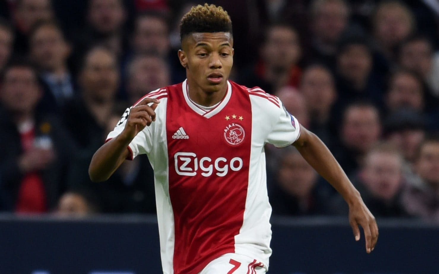Agreement reached as Ajax agree to sell David Neres on one condition - Bóng Đá