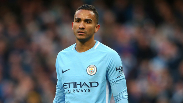 Manchester City have reportedly turned down a bid of around £13m from Inter Milan for full-back Danilo. - Bóng Đá