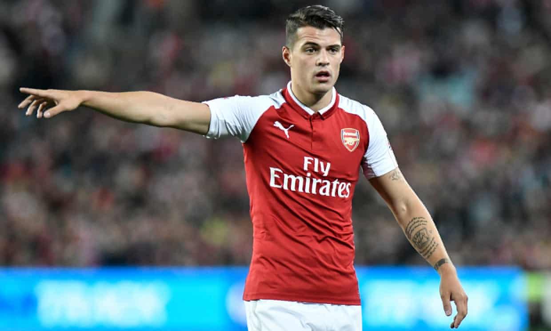 Arsenal braced for Granit Xhaka bid as Atletico Madrid eye Rodri replacement - Bóng Đá