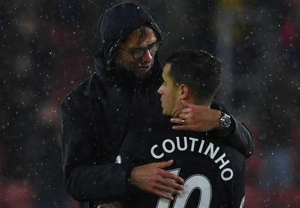 Klopp 'cảnh báo' Barca: Coutinho là của Liverpool! - Bóng Đá