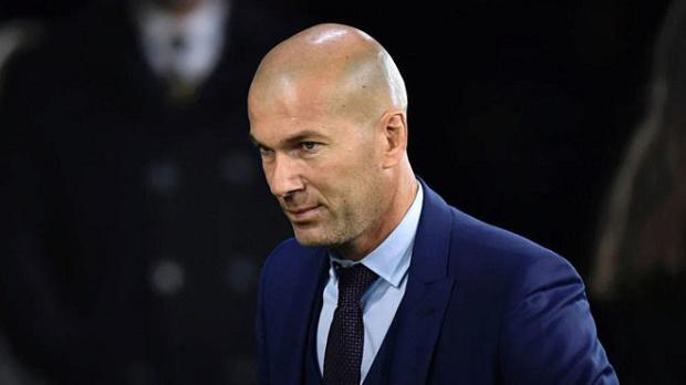 Zidane đáp trả truyền thông: Tôi biết là tôi may mắn - Bóng Đá