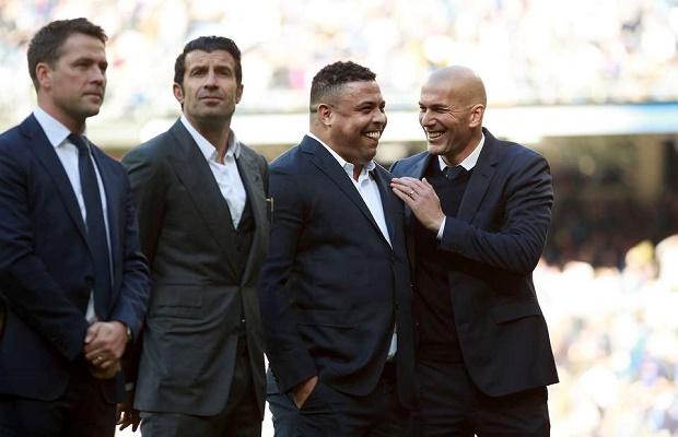 Ronaldo de Lima: Béo không có tội! - Bóng Đá