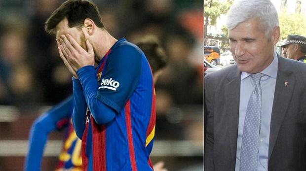 'Không có đồng đội, Messi không là gì' - Bóng Đá