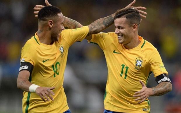 Huyền thoại Brazil 'dọa' Liverpool: Coutinho có thể sang Barca - Bóng Đá