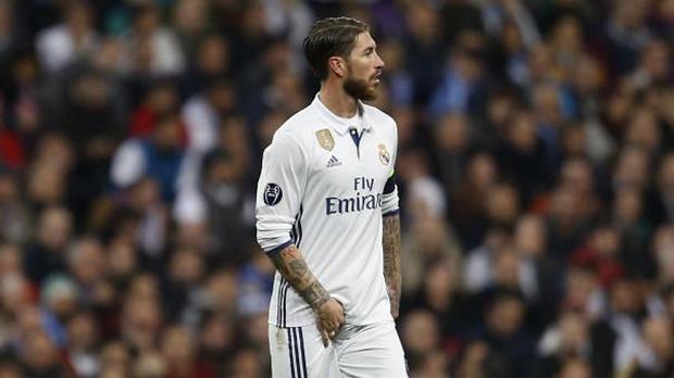 Ramos tiếp tục gặp rắc rối với chấn thương - Bóng Đá