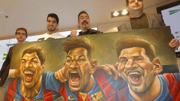 Luis Suarez: Tất cả chúng tôi đều có lỗi - Bóng Đá