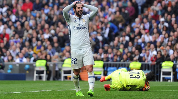 Isco không dám chắc tương lai cùng Real Madrid