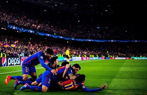 Mặt trái của sơ đồ 3 hậu vệ tại Barca - Bóng Đá