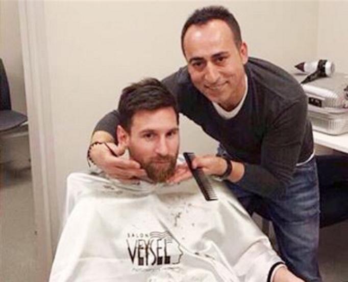 Messi 'tút' lại nhan sắc đón chuỗi tourmalet - Bóng Đá