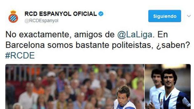 Espanyol 'nổi điên' vì La Liga ca ngợi Messi - Bóng Đá