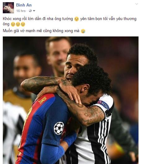 Góc nhìn fan: Juventus hạ thấp Barcelona sau chiến thắng - Bóng Đá