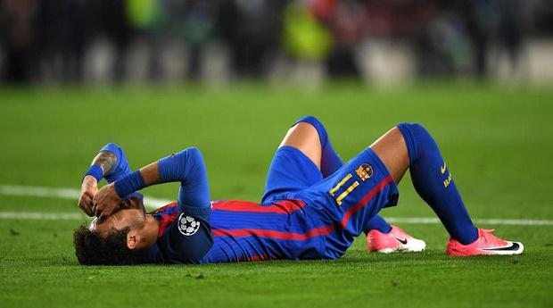 Sao Barca quyết thắng Siêu kinh điển làm quà 'dỗ dành' Neymar - Bóng Đá