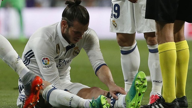 Real xác nhận Bale lỡ bán kết Champions League