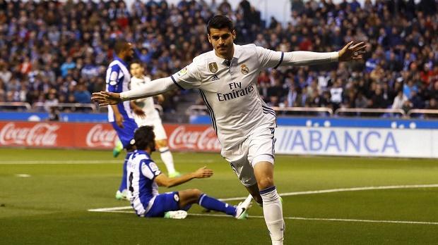 Zidane thất hứa, Morata sẽ lại ra đi? - Bóng Đá