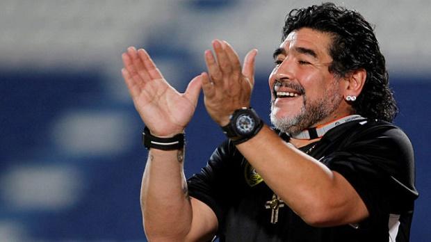 FIFA bỏ án treo giò với Messi, Maradona vẫn chưa hài lòng - Bóng Đá