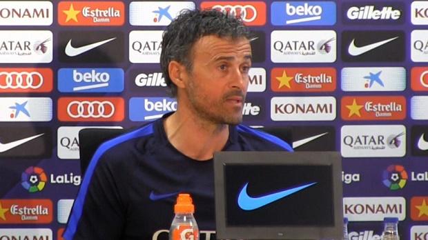 Luis Enrique bi quan trước vòng đấu cuối cùng tại La Liga - Bóng Đá