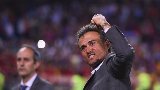 Luis Enrique tính chuyển nghề sau khi chia tay Barca - Bóng Đá