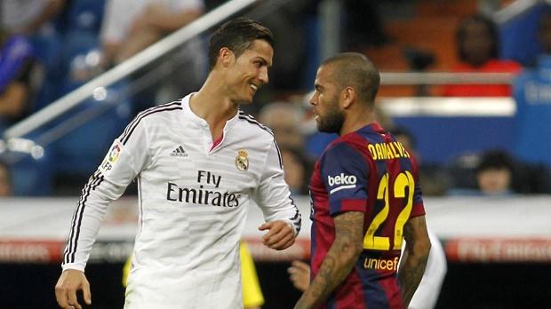 Dani Alves: Tôi có ngu đâu mà không biết Ronaldo xuất sắc - Bóng Đá