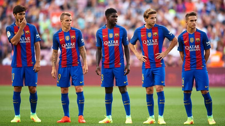 Barcelona còn lại gì ở La Masia? - Bóng Đá