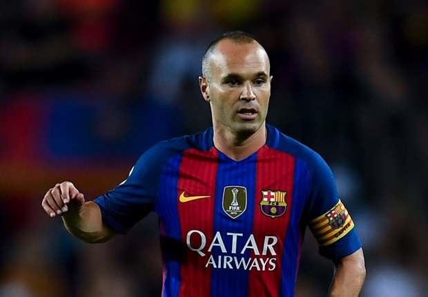 Nếu rời Barca, Iniesta sẽ đi về đâu? - Bóng Đá