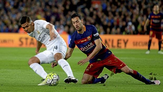 Busquets thừa nhận ngưỡng mộ sao Real Madrid - Bóng Đá