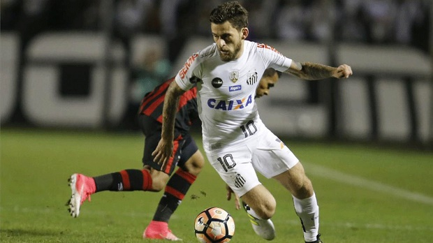 Vụ Lucas Lima, Barca có nguy cơ bị 'nẫng tay trên' - Bóng Đá