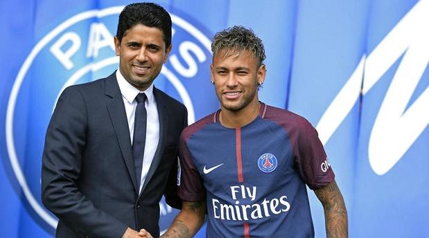 Chủ tịch PSG: Thương vụ Neymar thành công nhờ Barca giúp đỡ - Bóng Đá