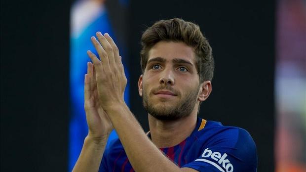 Sau Man United, một loạt các ông lớn gia nhập cuộc đua giành Sergi Roberto - Bóng Đá