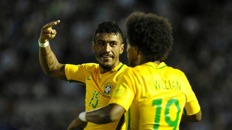 Paulinho: Từ 'hàng thải' Tottenham đến bản hợp đồng 40 triệu euro của Barcelona - Bóng Đá