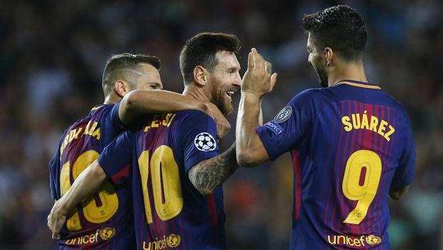 Phục thù Juventus, Barcelona của Valverde cũng 'ẵm' luôn 2 kỷ lục - Bóng Đá