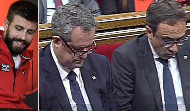 Pique lại gây bão với lời 'phê bình' các quan chức chính phủ - Bóng Đá