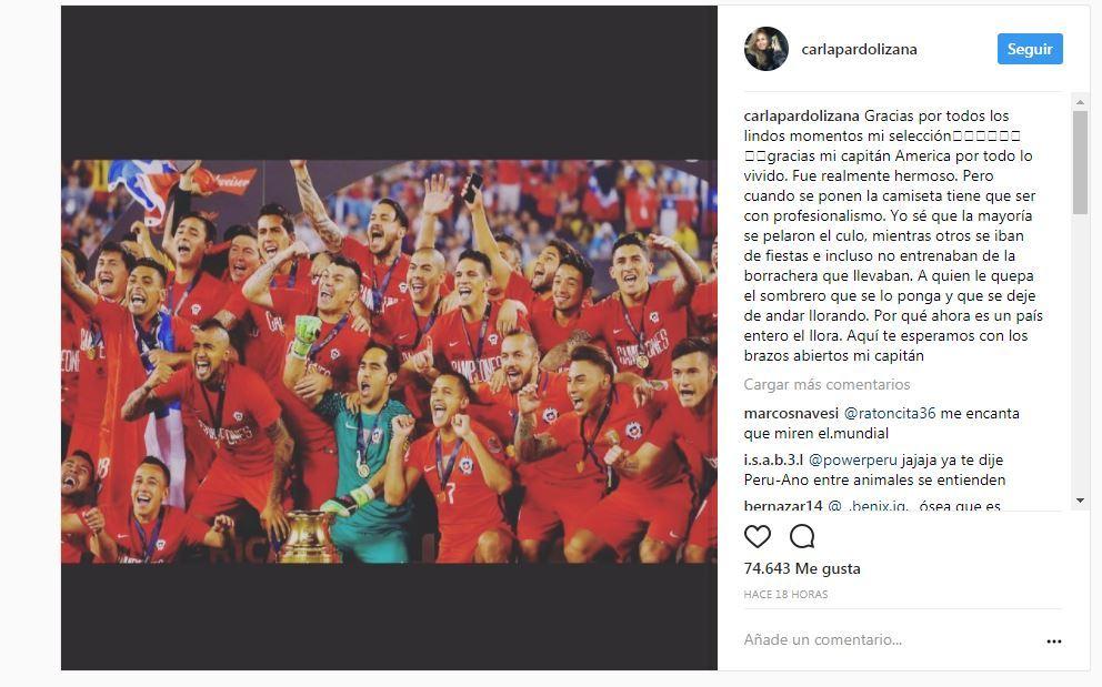 Thảm bại trước Brazil, cầu thủ Chile bị tố say xỉn, không tham gia tập luyện - Bóng Đá