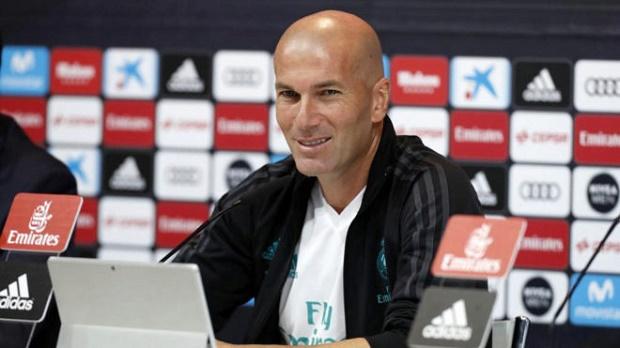 Zidane nói gì về khả năng dẫn dắt Barca? - Bóng Đá