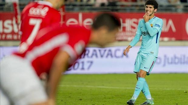 Carles Alena và Jose Arnaiz, tương lai tươi sáng chờ Barcelona - Bóng Đá