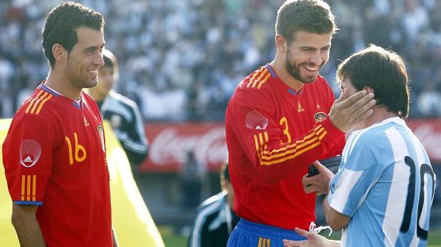 Messi tiết lộ đội bóng ngại chạm mặt nhất tại World Cup 2018 - Bóng Đá
