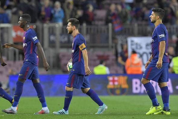 Barca thắng nhưng vẫn loay hoay với bài toán tiền đạo cánh phải - Bóng Đá